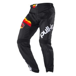 Pull-In BMX Broek Race White/Black