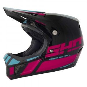 Shot BMX Helm Rogue Pink/Black Matt