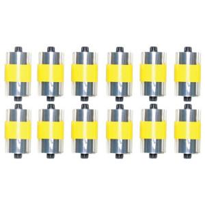 Scott Roll-Off Rolletjes Voor De Scott Recoil XI 12 Stuks