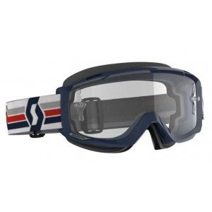 Scott Crossbril Split OTG (voor brildragers) Blue/White