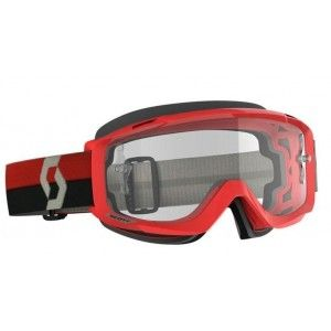 Scott Crossbril Split OTG (voor brildragers) Red