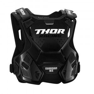 Thor Kinder Body Protector Guardian Black