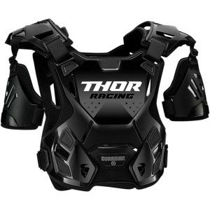 Thor Body Protector Guardian Black/Silver
