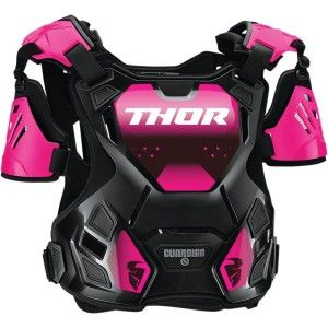 Thor Body Protector Guardian Black/Pink