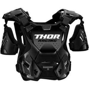 Thor Kinder Body Protector Guardian Black/Silver