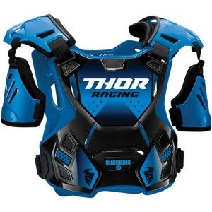 Thor Kinder Body Protector Guardian Black/Blue