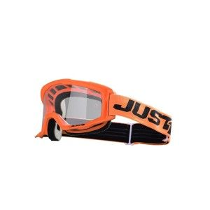 Just1 Vitro Crossbril Orange/Black